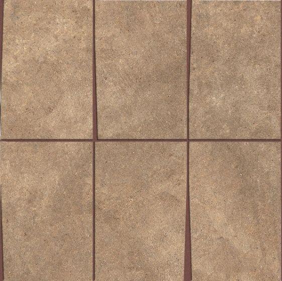 marazzi terratech mosaic frame senape 36 2x36 2 cm m8x4