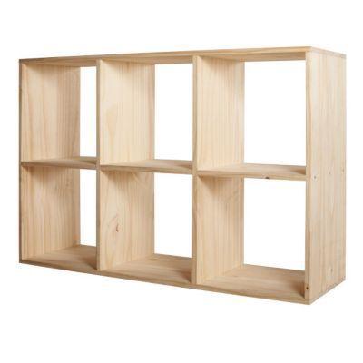 etagere modulable 6 cubes pin mixxit