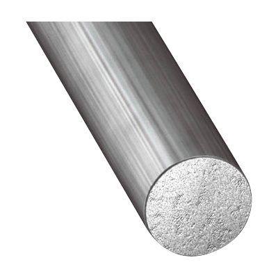 Rond acier tir verni 12 mm 1 m  Castorama