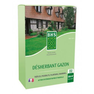 Dsherbant gazon BHS 200 ml  Castorama