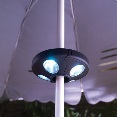 Lampe pour parasol Blooma Alinda  Castorama