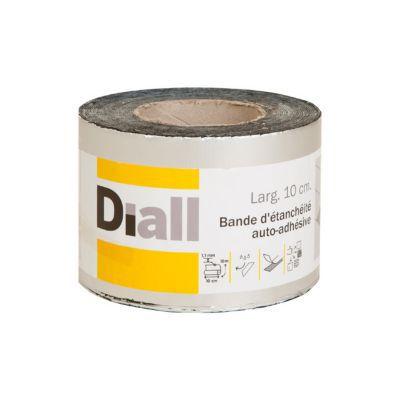 Bande dtanchit autoadhsive DIALL naturel 10 cm x L10 m  Castorama