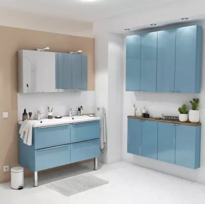 Choisir lclairage pour la salle de bains  Castorama