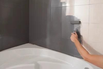 Choisir une peinture pour la salle de bains  Castorama
