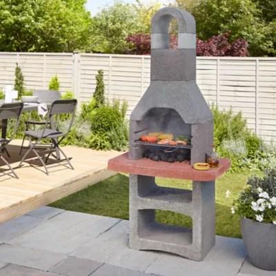 carrelage exterieur pour barbecue