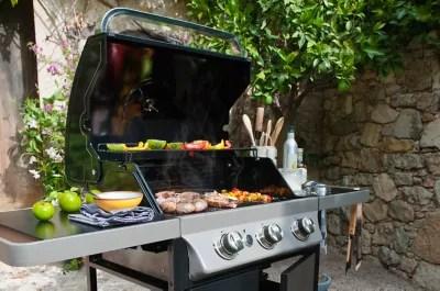 Barbecue fixe beton pas cher. Barbecue et plancha   Castorama
