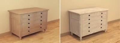renover une armoire bois bright