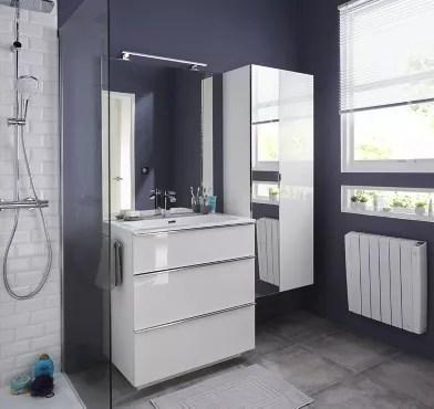 Meubles de salle de bains Pamili  Castorama