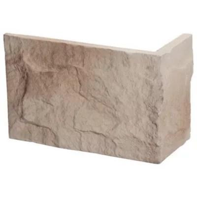 angle plaquette de parement roma