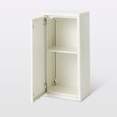 armoire a pharmacie avec porte miroir goodhome saranda metal blanc l 30 x h 60 x p 20 cm