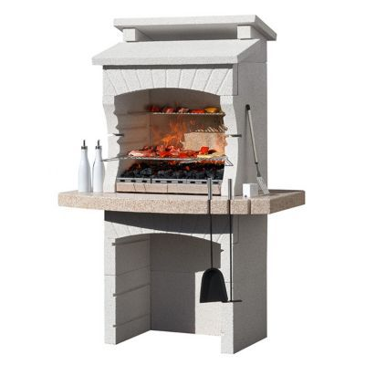 barbecue fixe beton makalu chrystal