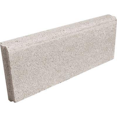 bordure droite ton pierre 50 x 20 cm ep 5 cm