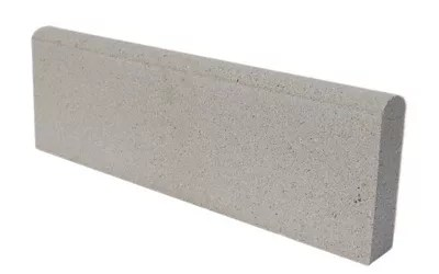 bordurette droite ton pierre 50 x 16 cm ep 5 cm