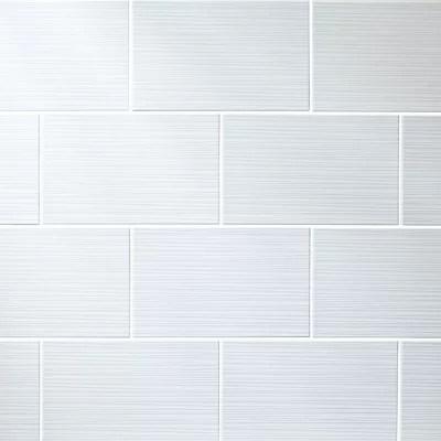 carrelage mur decor blanc 25 x 40 cm salerna