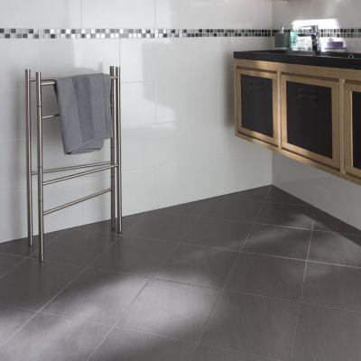 carrelage sol et mur gris 30 x 30 cm jiraya vendu au carton