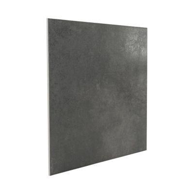 carrelage sol et mur noir 50 x 50 cm city vendu au carton