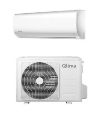 climatiseur fixe pret a poser inverter qlima 4600 w
