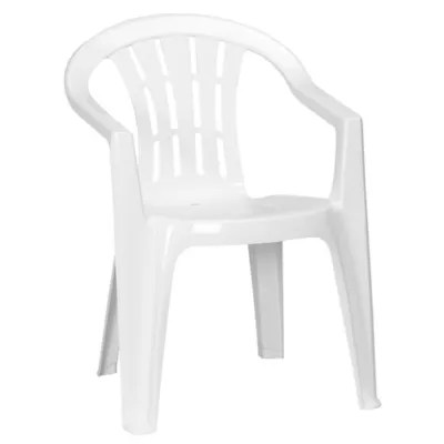 fauteuil basic blanc