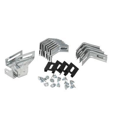 Kit De Fixation Pro Pour Les Coulissants Aluminium Isolation De 100 Mm Castorama