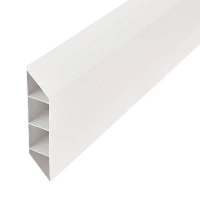 lame de cloture pvc persienne l 180 x h 14 cm ep 30 mm