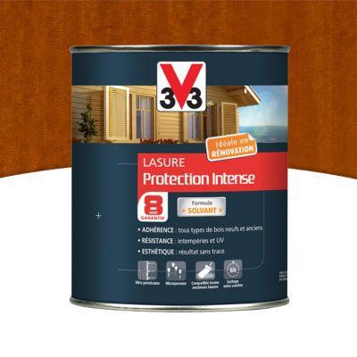 lasure bois protection intense v33 chene dore 1l 8 ans