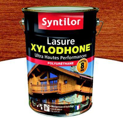 lasure xylodhone syntilor chene dore 5l garantie 8 ans