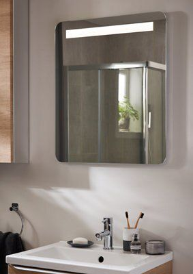Miroir Lumineux Cooke Lewis Colwell 60 X 70 Cm Castorama