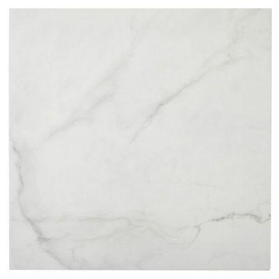 mosaique mur blanc effet marbre 30 x 30 cm iceberg