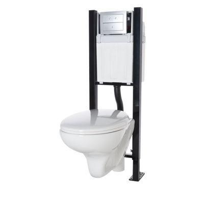 pack wc suspendu plymax