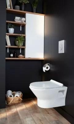 pack wc suspendu solido comfort grohe 3 6l