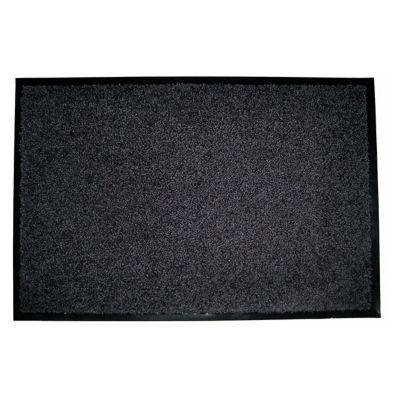 paillasson interieur gris 90 x 130 cm prisma