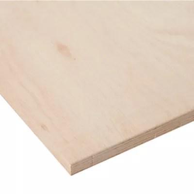 panneau contreplaque de feuillus 244 x 122 cm ep 15 mm