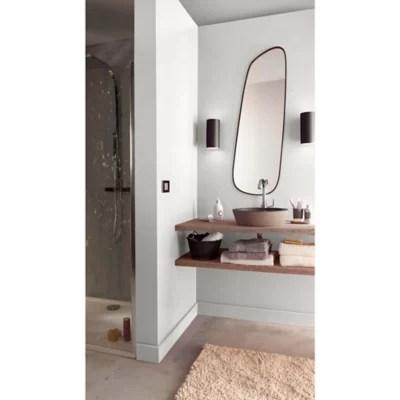 peinture salle de bains goodhome gris melville satin 2 5l