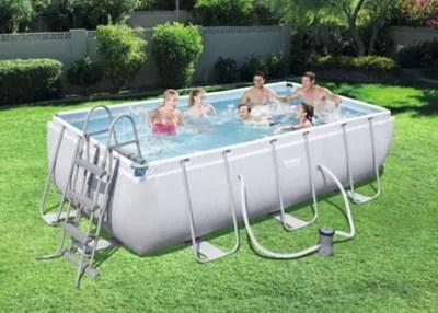 piscine hors sol bestway power steel 4 04 x 2 01 m