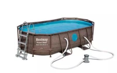 piscine hors sol bestway power steel swimvista 4 27 x 2 50 m