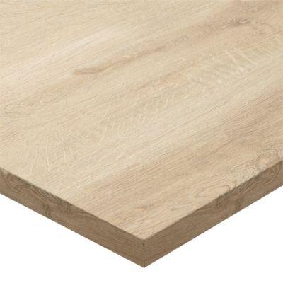 plan de travail aspect bois decor chene hydrofuge time 280 x 62 cm ep 38 mm vendu a la piece