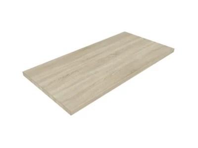 plan de travail stratifie aspect bois decor chene hydrofuge bastide 307 x 65 cm vendu a la piece