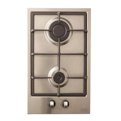 plaque de cuisson au gaz cooke lewis clgasfsrp2 2 foyers