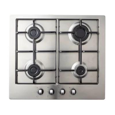 plaque de cuisson au gaz gasfsrp4 4 foyers