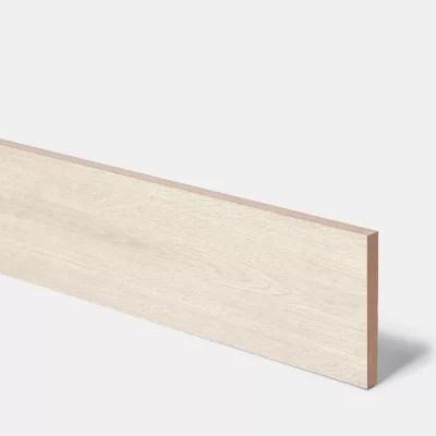 plinthe de cuisine goodhome chia chene clair h 15 cm x l 2 4 m x ep 16 mm