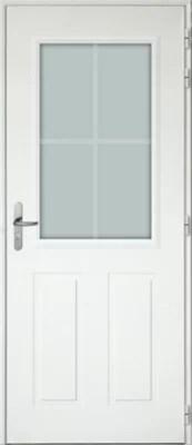 porte d entree metal aconcagua 90 x h 215 cm poussant gauche