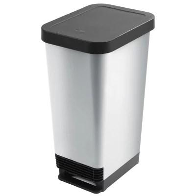 poubelle a pedale moda 45 l