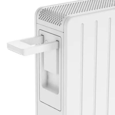 radiateur electrique mobile a inertie seche merton goodhome 2500w blanc