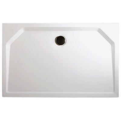 receveur rectangulaire extra plat 160 x 90 cm