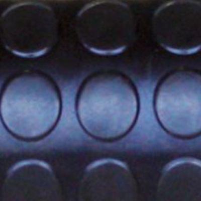 revetement sol pvc caoutchouc isolant pastilles vendu au m