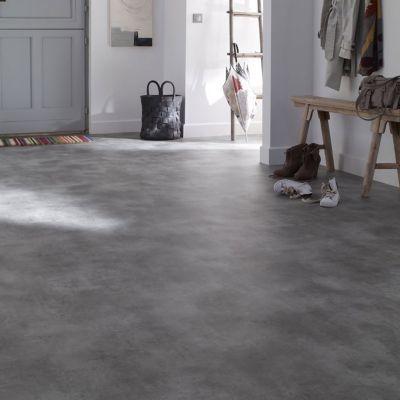 revetement sol pvc kiruma gris 2m vendu au m