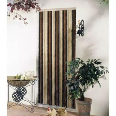 rideau de fil et portiere castorama