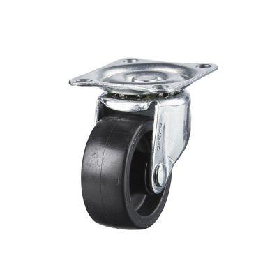 roulette pivotante a platine pivotante o38 mm charge max 25 kg