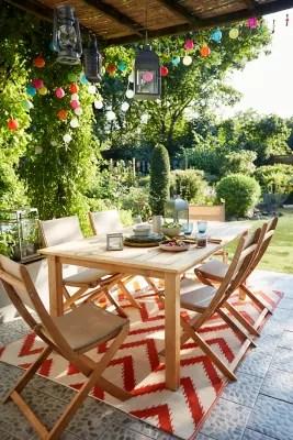 Salon De Jardin Molara Table 6 Chaises Castorama