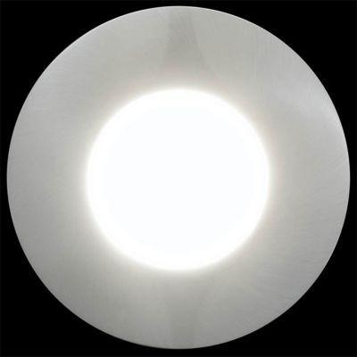 spot exterieur encastrable sous toit samal alu gu10